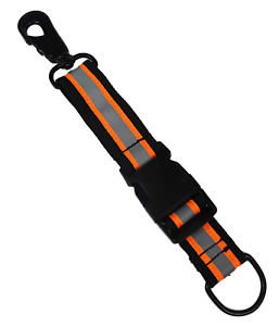 Melotough Firefighter Glove Strap Glove Holder With Glove Leash Swivel Snap