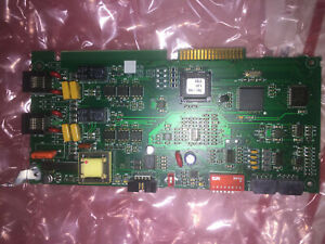 Simplex 4010 9810 Fire Alarm Dact Board used Good Working Condition
