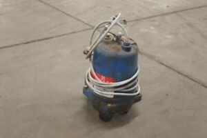 Goulds 1 2 Hp Gould Sewage Pump 230v Submersible Ejector Effluent Model Ws0512a