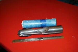 1 Solid Carbide Ball Nose End Mill 2 Flute 5 5 Oal X1 2204 1233