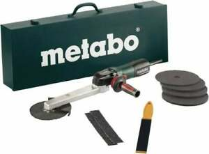Metabo 6 Wheel Diam 900 To 3 800 Rpm Corded Angle Disc Grinder M14 Spind