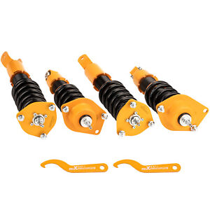 Performance Coilovers Kit For Mazda Rx 8 2004 2011 Struts Coil Over Shocks
