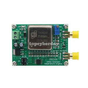 10mhz Signal Output Ocxo Crystal Oscillator Module Frequency Reference