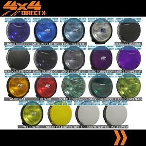 Custom Spot Light Covers For Piaa 80 Series Round Light 19 Colours Made To Order