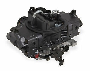 Holley 0 82670 670 Cfm Aluminum Marine Avenger Carburetor
