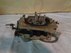 Carter Thermoquad Carburetor 440