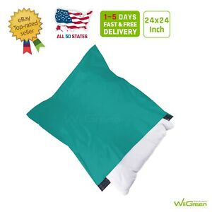 9 24 X 24 Inch 2 5 Mil Poly Mailers Shipping Envelopes Packaging Bags Green