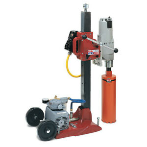 Mk Diamond 20 A 1 Hp Core Drill Rig Power Tool And Equipment 157449 New
