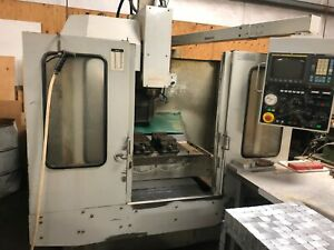 Kiwa Excel 510 Milling Center Vertical Cnc Mill 3 Axis