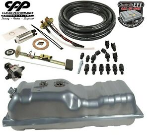1982 87 Chevy C10 K10 Short Bed Ls Efi Fuel Injection Gas Tank Fi Conversion Kit