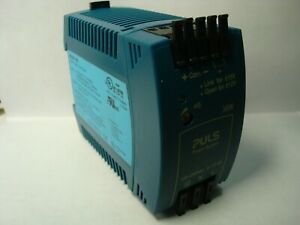 Puls Ml30 106 Power Supply 36w Dual Output 100 240vac Input 12 15vdc Output