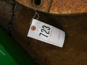 2 Ford Utility Tractor Weights 723