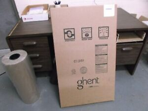 Ghent Brand New 2 X 3 Non magnetic Whiteboard With Wooden Frame