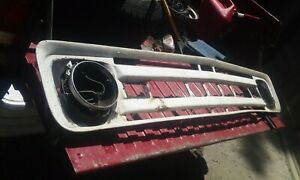 1962 Ford Truck Grill