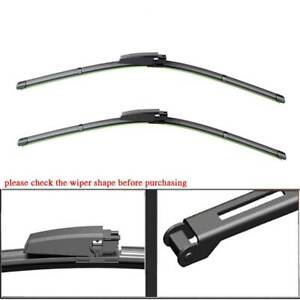 2x22 For Audi A4 A4 Quattro 2005 2008 Front Windshield Wiper Blades Set