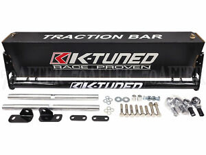 K tuned Pro Series Traction Bars For 88 91 Ef Civic Crx D15 D16 B16 B18 Zc