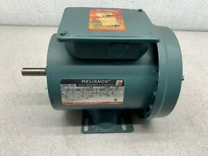 New No Box Reliance Electric 1 2hp 1725rpm Motor P56h5068t rt