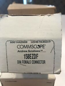 Andrew Solutions 158ezdf Connector