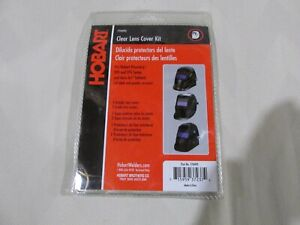 New Hobart Clear Lens Cover Kit Part 770493 Free Shipping
