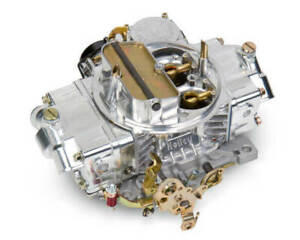 Holley Fr 80508sa Holley 0 80508sa 750cfm Aluminum Vacuum Secondary Carb Fact