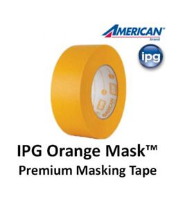 3 Rolls Ipg Intertape American Om Automotive Paint Refinishing Masking Tape usa