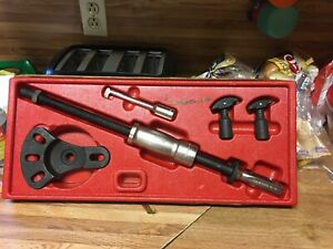 Snap On Axle Axle Bearing Puller Cj 105 4a Complete Set