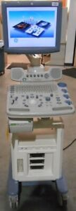 Ge Logiq P5 Ultrasound Machine Ultra Sound System