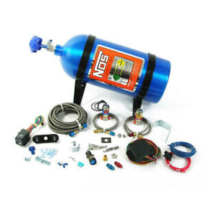 Nos Nitrous Oxide Injection System Kit 02121nos 75 Hp Wet