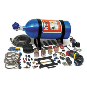 Nos Nitrous Oxide Injection System Kit 02402nos 275 Hp Wet