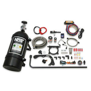 Nos Nitrous Oxide Injection System Kit 02125bnos 150 Hp Wet For Ford 5 0 Coyote