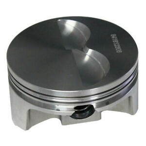 Howards Piston 841612306l Pro Max 4 165 Bore 6 0cc Flat Top For Chevy 400 Sbc
