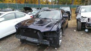 Passenger Front Seat Bucket Leather Lumbar Fits 11 14 Charger 545014