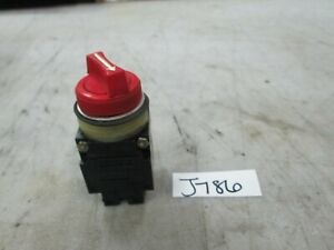 General Electric 2 Position Selector Switch Cr104g Max Volts 150 new