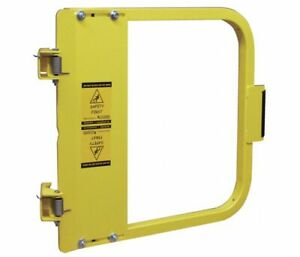 Ps Doors Lsg 30 pcy Ladder Safety Gate 28 3 4 To 32 1 2 In Opening Steel