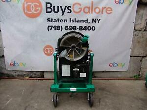 Greenlee 855 Smart Pipe Bender 1 2 To 2 Inch Emt Imc Rigid Nice Unit