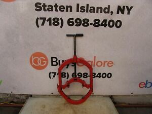 Reed Hinged Pipe Cutter H 12 8 12 Inch For Ridgid Pipe Great Shape