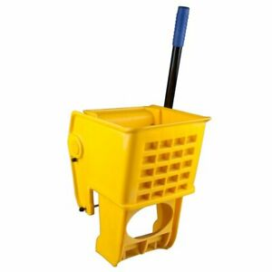 Replacement Mop Bucket Wringer Yellow 35 Quart Commercial Janitorial Mop Buckets
