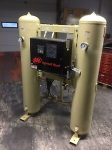 Ingersoll Rand Heatless Desiccant Dryer Hl250bheoaa With Pre post Filters 115v