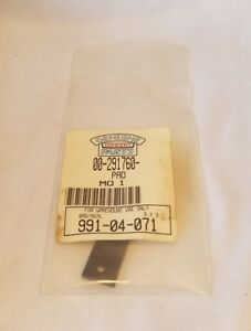 Hobart Pad Clip For 5700 Meat Saw Baffle Assy Qty 1 Nos Oem 00 291760