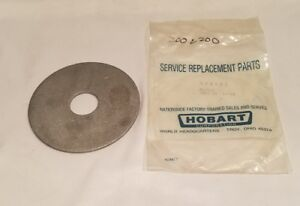 Hobart Flange For Hobart M802 80 Quart Mixer Qty 1 Oem 00 120681