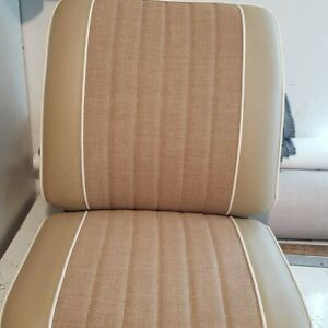 1968 74 Vw Bus Seats Front Middle Rear