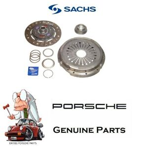 Porsche 944 944s 944s2 924s Clutch Kit Genuine Sachs Oem 94411691101