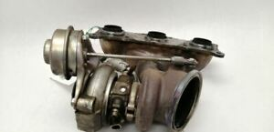 Front Twin Turbo Charger 3 0l 11654555418 Fits 2008 2009 2010 Bmw 535i Oem