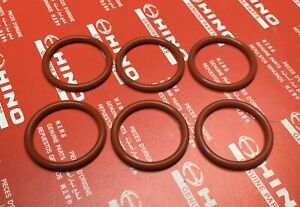 Hino Oem Injector Cup Sleeve Seal Set J08e 2005 2019 238 258 268 268a 338