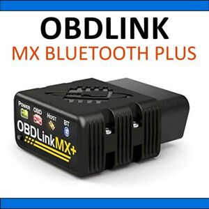 Obdlink Mx Bluetooth Professional For Ios Android Windows