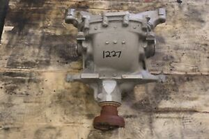 2015 Ford Mustang 2 3l Ecoboost Turbo Oem Auto Rear Differential 71k 1227