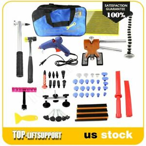 New Paintless Tools Dent Puller Lifter Auto car Body Hail Removal Diy Kit