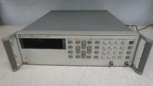 Hp 3324a Synthesized Function sweep Generator T142234