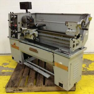 Jashico Machine Manufacture Co Birmingham Lathe Lux 1340g Used 71358