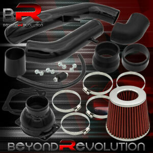 For 1991 1999 Mitsubishi 3000gt Stealth Cold Air Intake Induction Dry Filter